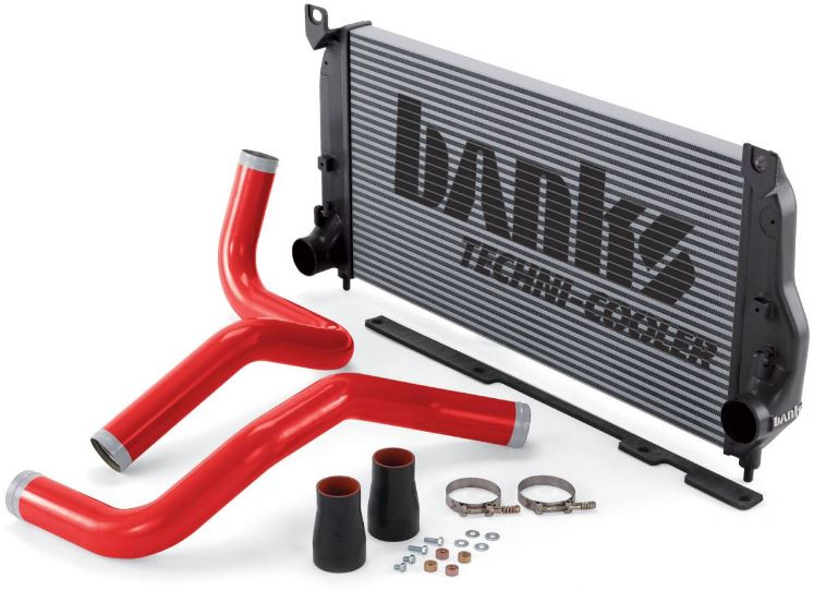 Intercooler Upgrade Kit For 02-04 6.6L Chevrolet Duramax