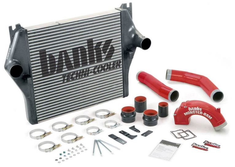 Intercooler Upgrade Kit For 03-05 5.9L Dodge Cummins 24V