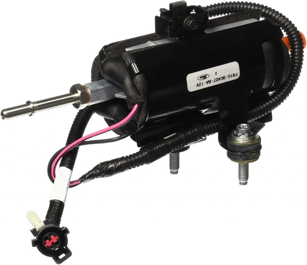 Motorcraft Frame Mounted Electric Fuel Pump Assembly for 99.5-03 7.3L Ford Powerstroke