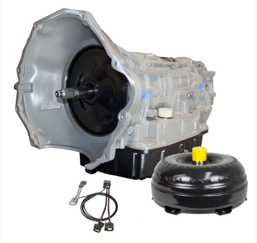 BD Diesel 68RFE Transmission 07.5-18 6.7L Dodge Cummins
