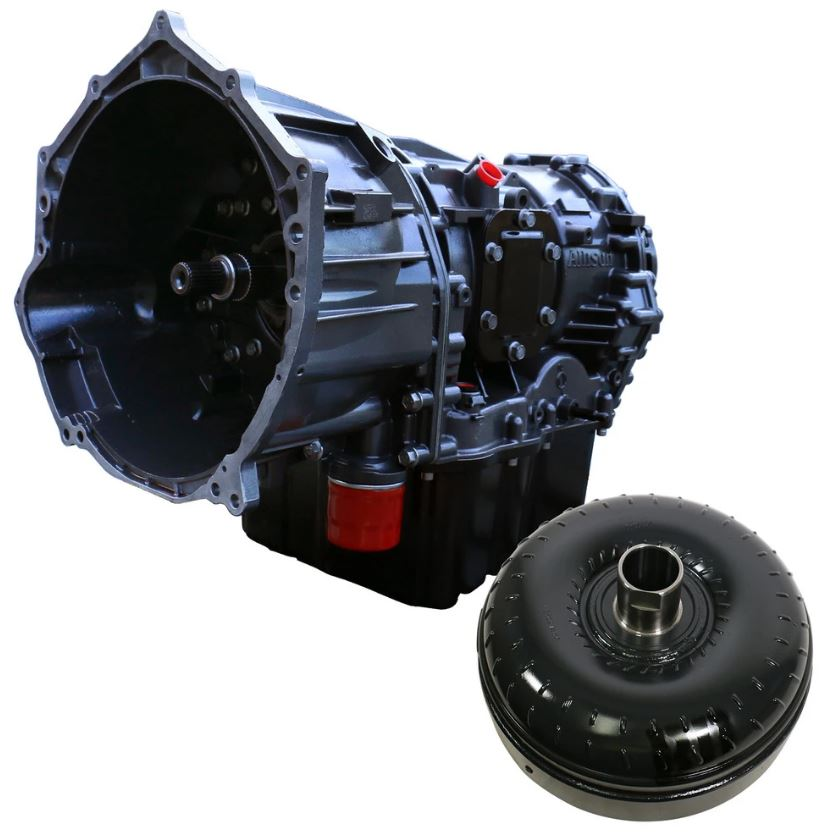 BD Diesel Allison Transmission For 06-07 6.6L Chevrolet Duramax LBZ