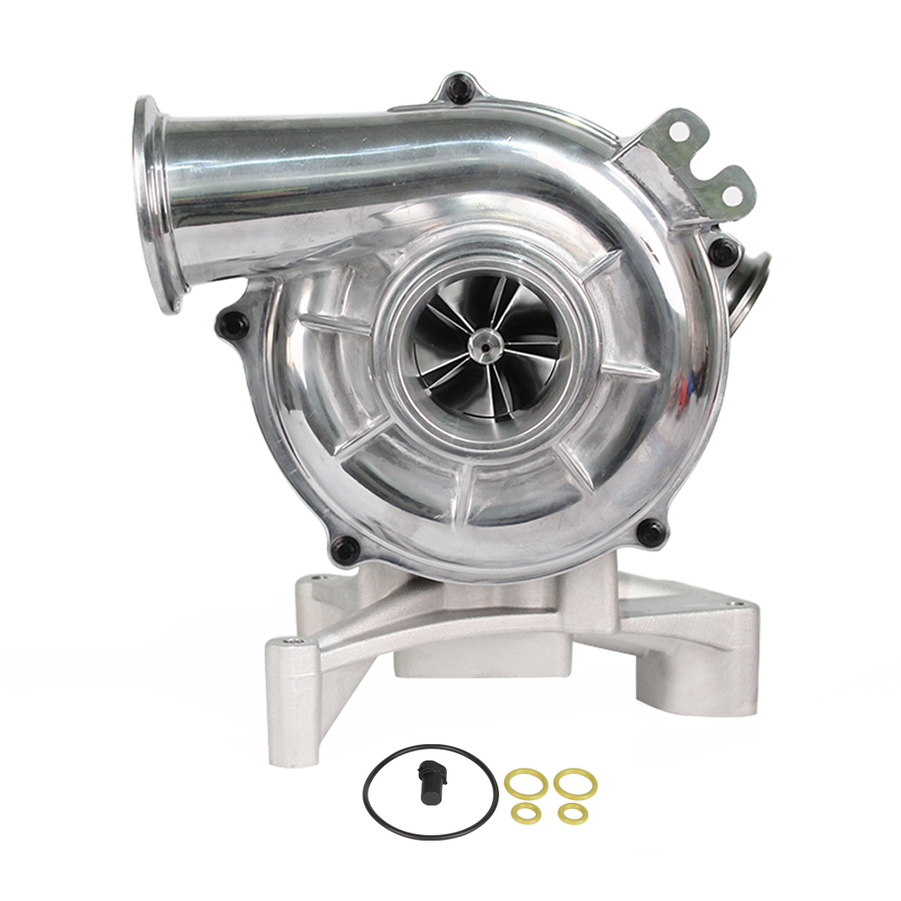 SPOOLOGIC Non Wastegated Performance Turbo for 99.5-03 7.3L Powerstroke Super Duty / Excursion