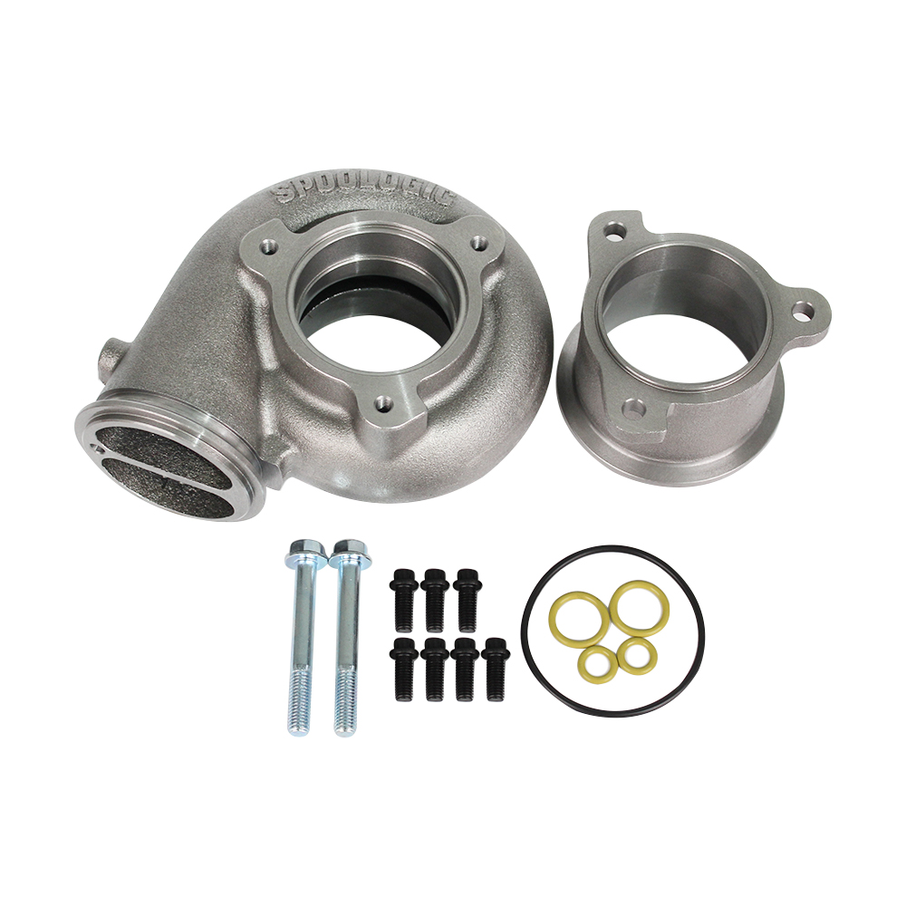 SPOOLOGIC GTP38 1.15 A/R Turbine Housing for 99-03 7.3L Ford Powerstroke