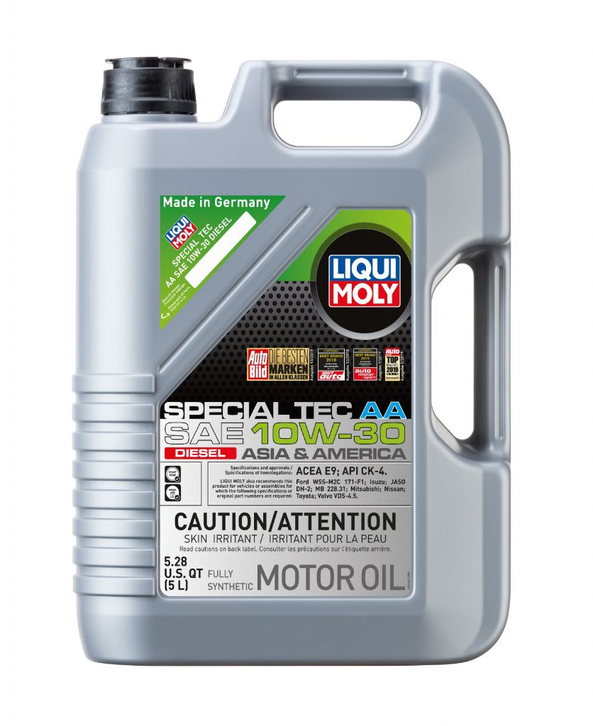 10W-30 Special Tec AA Diesel Engine Oil (5 Liter) – Liqui Moly LM20440
