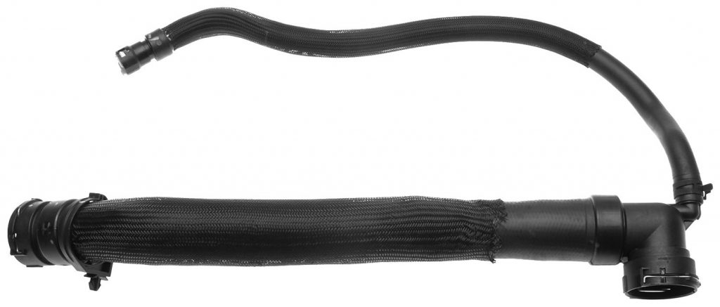 Gates Radiator Hose Lower Radiator to Connector for 2011-2016 6.7L Ford Powerstroke