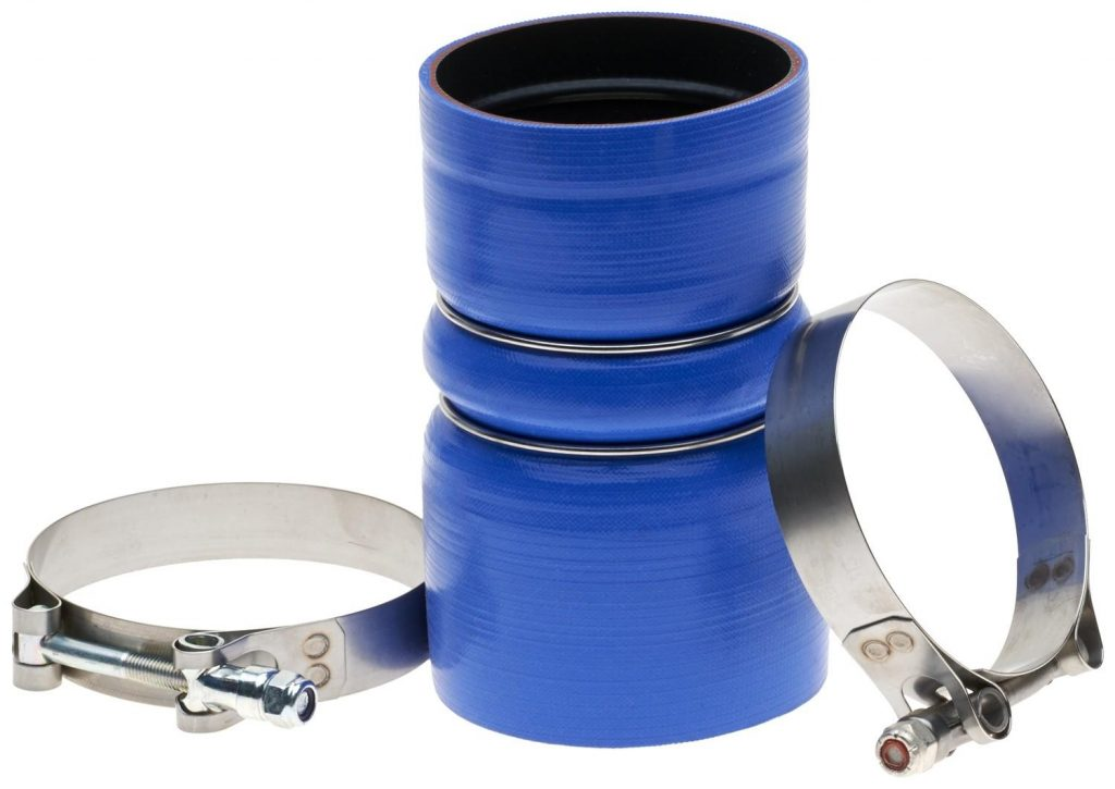 Gates Intercooler Hose Pipe to Intercooler Hot or Cold for 1999-2007 7.3L 6.0L Ford Powerstroke