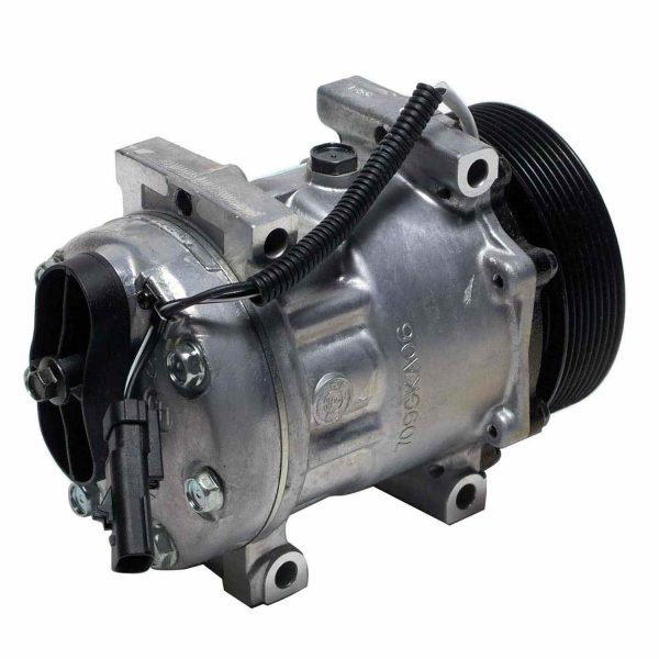 Denso A/C Compressor for 1995-2005 5.9L Cummins 12V 24V