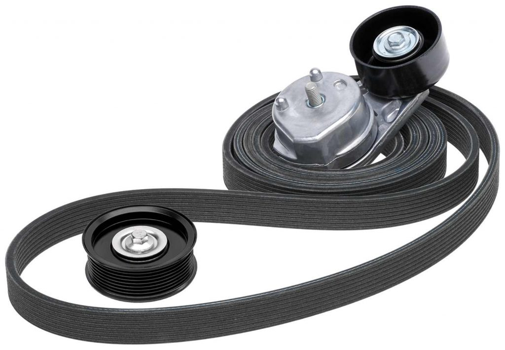 Gates Serpentine Belt Kit for 2011-2016 6.7L Ford Powerstroke