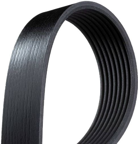 Gates Serpentine Belt for 2002-2020 6.6L Duramax LB7 LLY LBZ LMM LML L5P