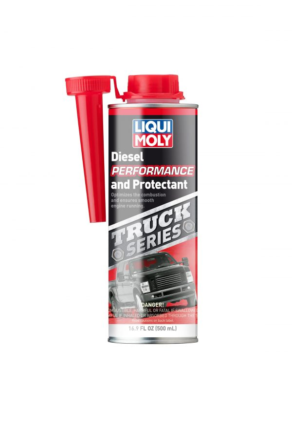 Truck Series Diesel Performance and Protectant (500ml) - Liqui Moly LM20254