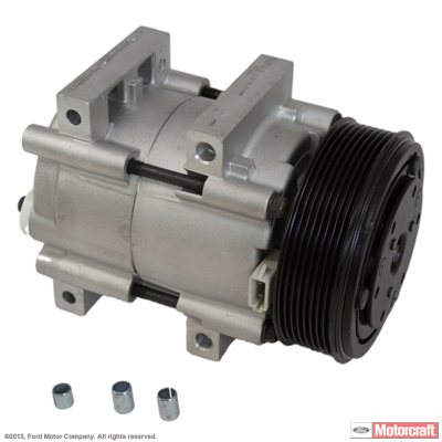 Motorcraft A/C Compressor for 1995-1997 7.3L Ford Powerstroke