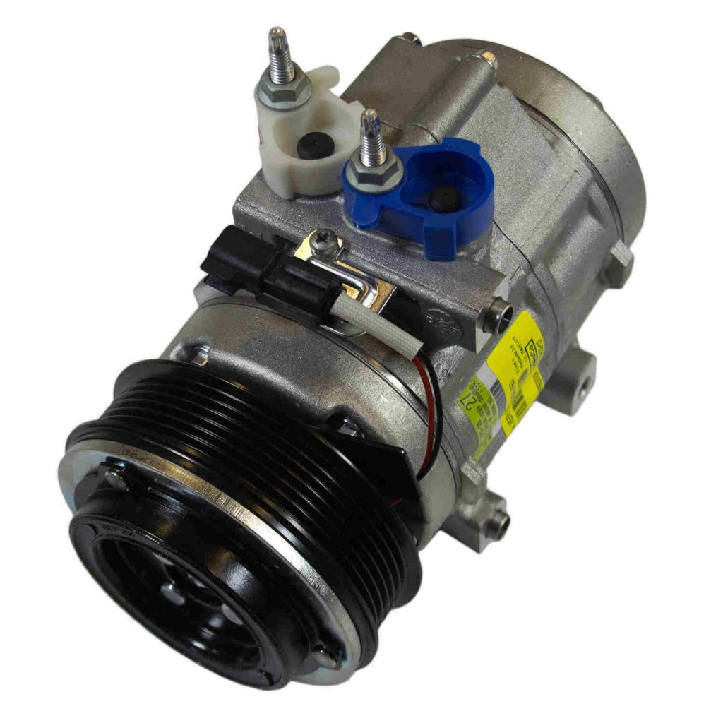 Motorcraft A/C Compressor for 2008-2010 6.4L Ford Powerstroke