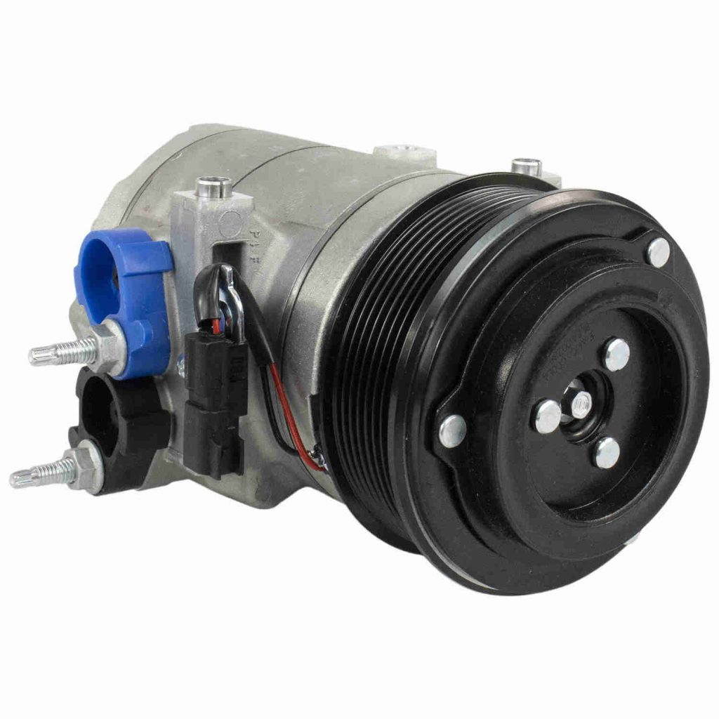 Motorcraft A/C Compressor for 2011-2016 6.7L Ford Powerstroke