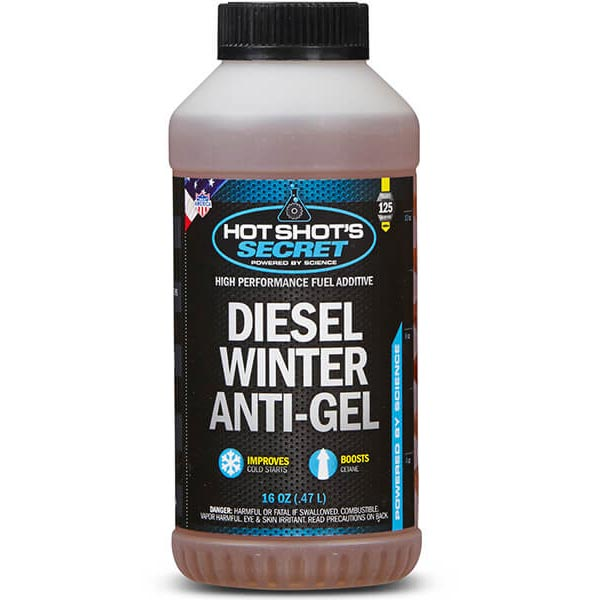 Hot Shot's Secret 16oz Diesel Winter Anti-Gel
