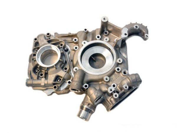 Motorcraft Front Timing Cover for 2008-2010 6.4L Powerstroke