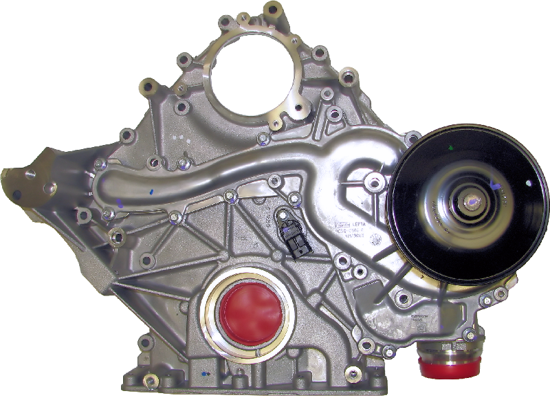 Motorcraft Front Engine Cover for 2011-2015 6.7L Powerstroke