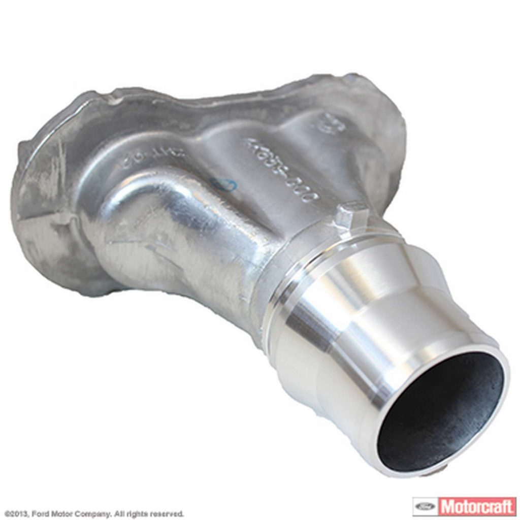 Motorcraft Coolant Thermostat Housing for 2008-2010 6.4L Powerstroke