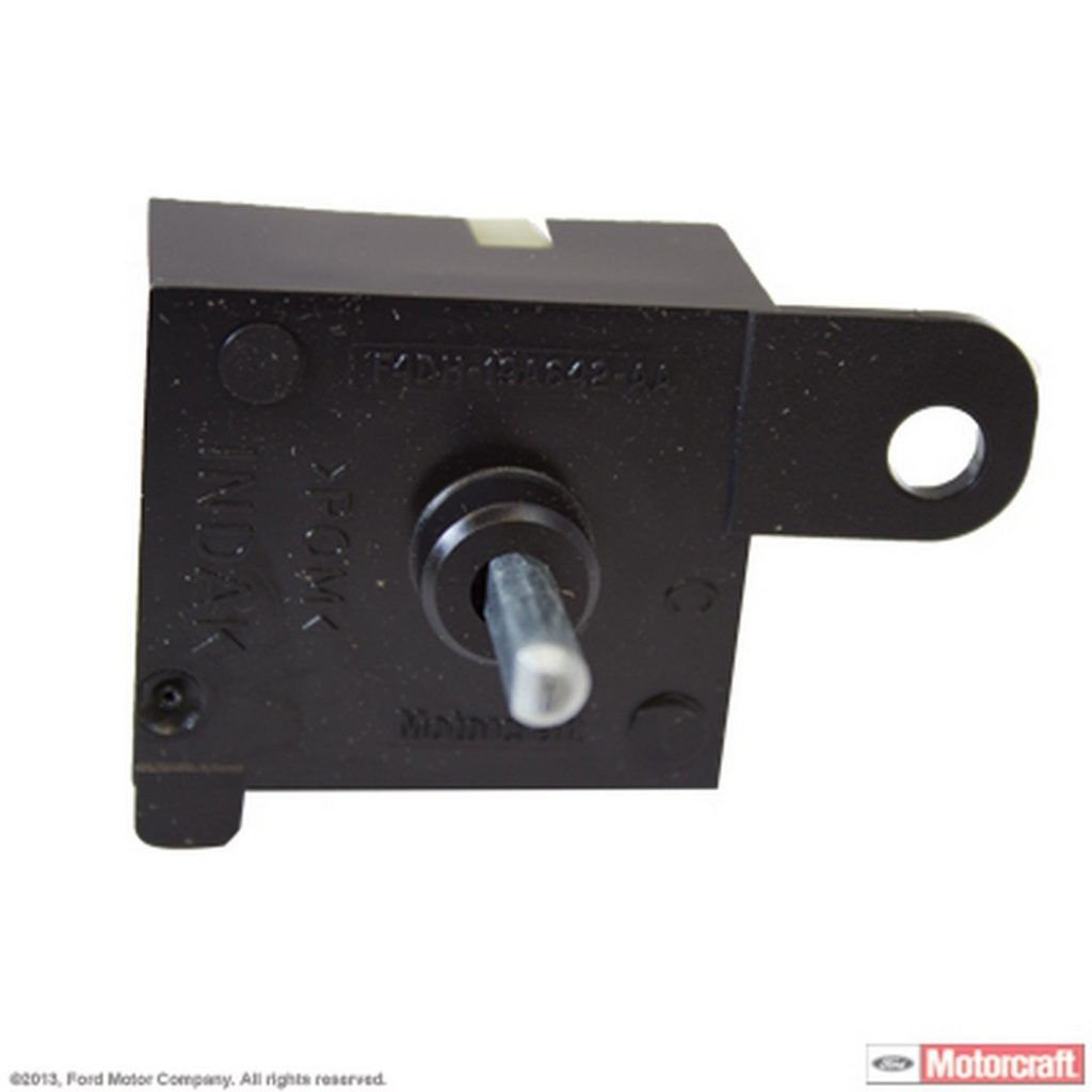 Motorcraft Blower Control Switch for 1994-1997 7.3L Powerstroke