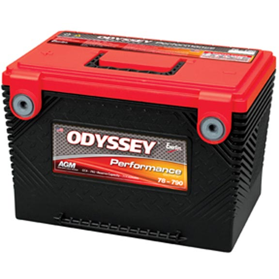 Odyssey Performance Series AGM Battery 78-790 – ODP-AGM78