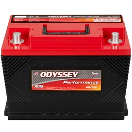 Odyssey Performance Series AGM Battery 48-720 – ODP-AGM48 H6 L3