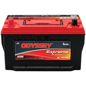 Odyssey Extreme Series AGM Battery 65-PC1750T ODX-AGM65
