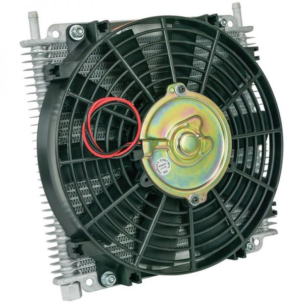 Flex-A-Lite 29 Row Transmission Oil Cooler With Fan