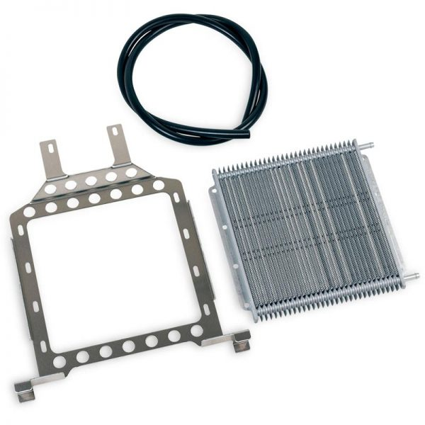Flex-A-Lite Auxiliary Transmission Cooler and Mounting Kit for 2003-2009 5.9L 6.7L Cummins 24V