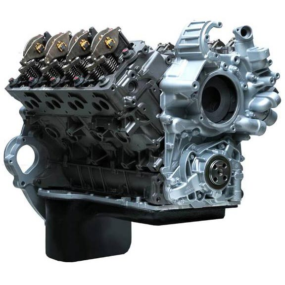 DFC Diesel Remanufactured Tow Haul HD Long Block for 2008-2010 6.4L Powerstroke