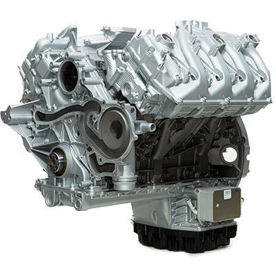 DFC Diesel Remanufactured Tow Haul HD Long Block for 2011-2019 6.7L Powerstroke