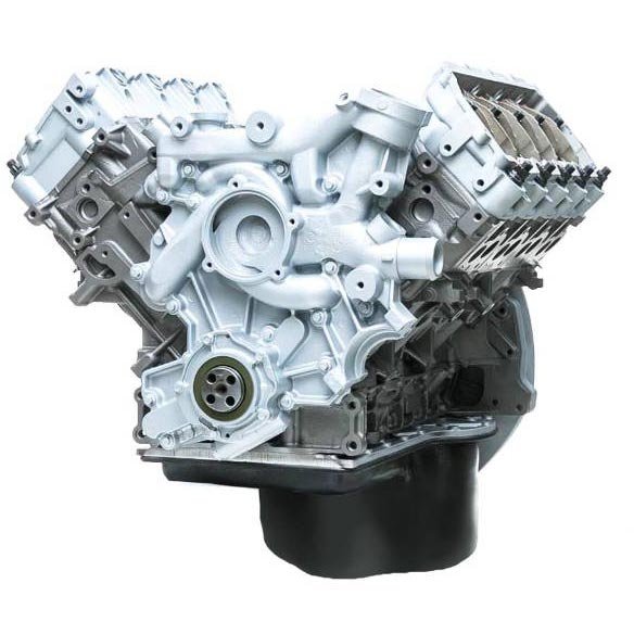 DFC Diesel Remanufactured Tow Haul HD Long Block For 2003-2007 6.0L Powerstroke
