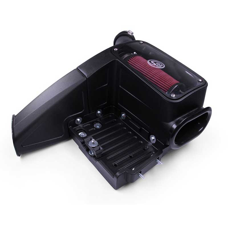 S&B Filters Cold Air Intake Kit for 1999-2003 7.3L Powerstroke