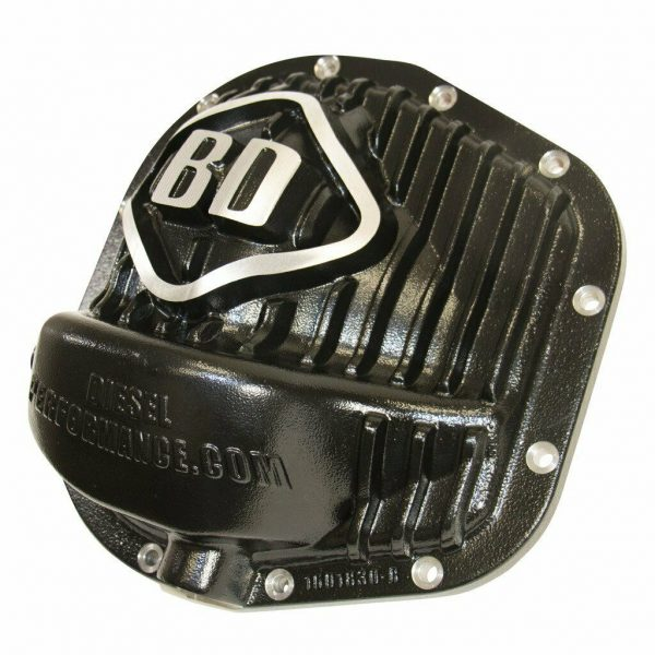 BD Diesel Rear Differential Cover for 89-19 6.0L 6.4L 6.7L 7.3L Ford Powerstroke