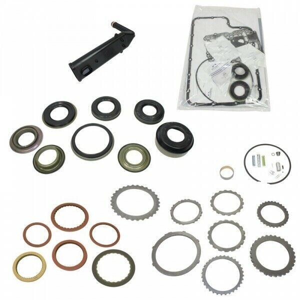 BD-Diesel Stage 1 Transmission Build-It Kit for 03-04 6.0L Ford Powerstroke
