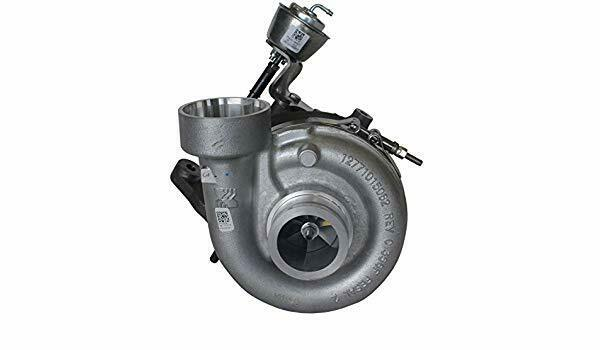 high BorgWarner Turbocharger for 09-12 Navistar MaxxForce 13