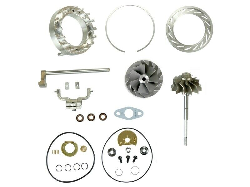 HE351VE Turbo Rebuild Kit Shaft VGT Cast For 07.5-12 6.7L Dodge Ram
