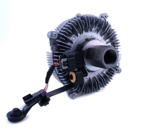 Electric Radiator Cooling Fan Clutch for 17-18 L5P Duramax