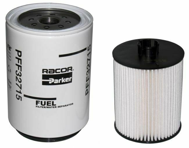 Racor Fuel Filter Kit 07-10 Navistar MaxxForce 7