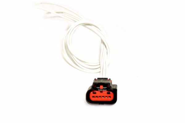 6-Wire MAF Mass Airflow Sensor Pigtail for 6.4L 08-10 Powerstroke