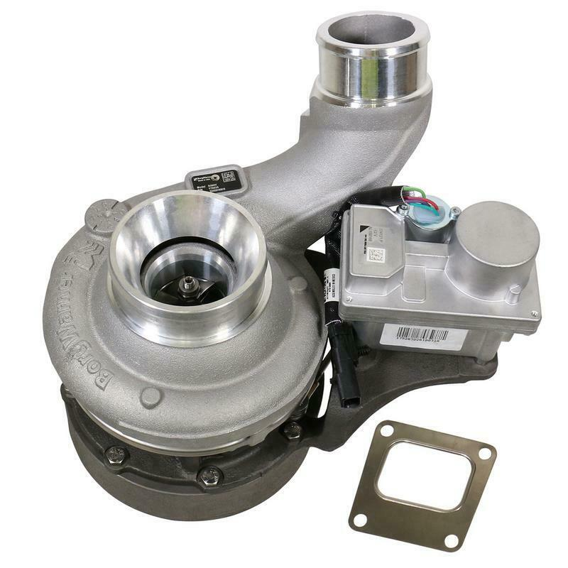 BorgWarner Reman Turbocharger for 05-12 7.6L Navistar DT466 MaxxForce DT