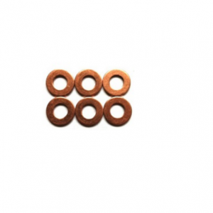 Thin .6mm Injector Washers