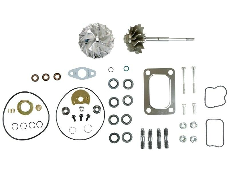 HE351VE Turbo Rebuild Kit Gaskets Shaft Billet For 07.5-12 6.7L ISB Dodge Ram