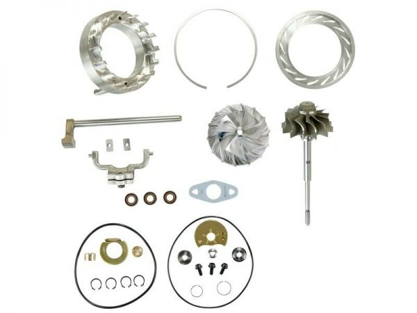 SPOOLOGIC HE351VE Turbo Rebuild Kit Shaft VGT Billet for 07.5-12 6.7L Cummins 24V