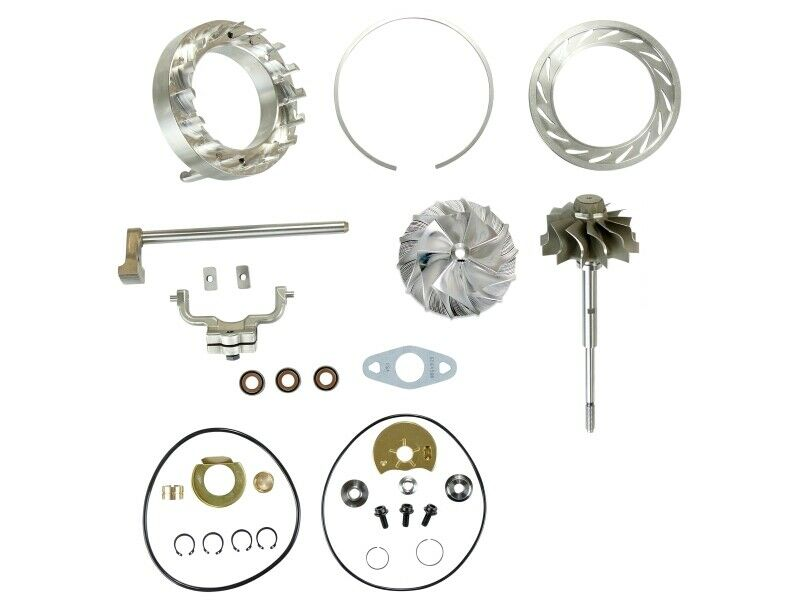 HE351VE Turbo Rebuild Kit Shaft VGT Billet For 07.5-12 6.7L Dodge Ram