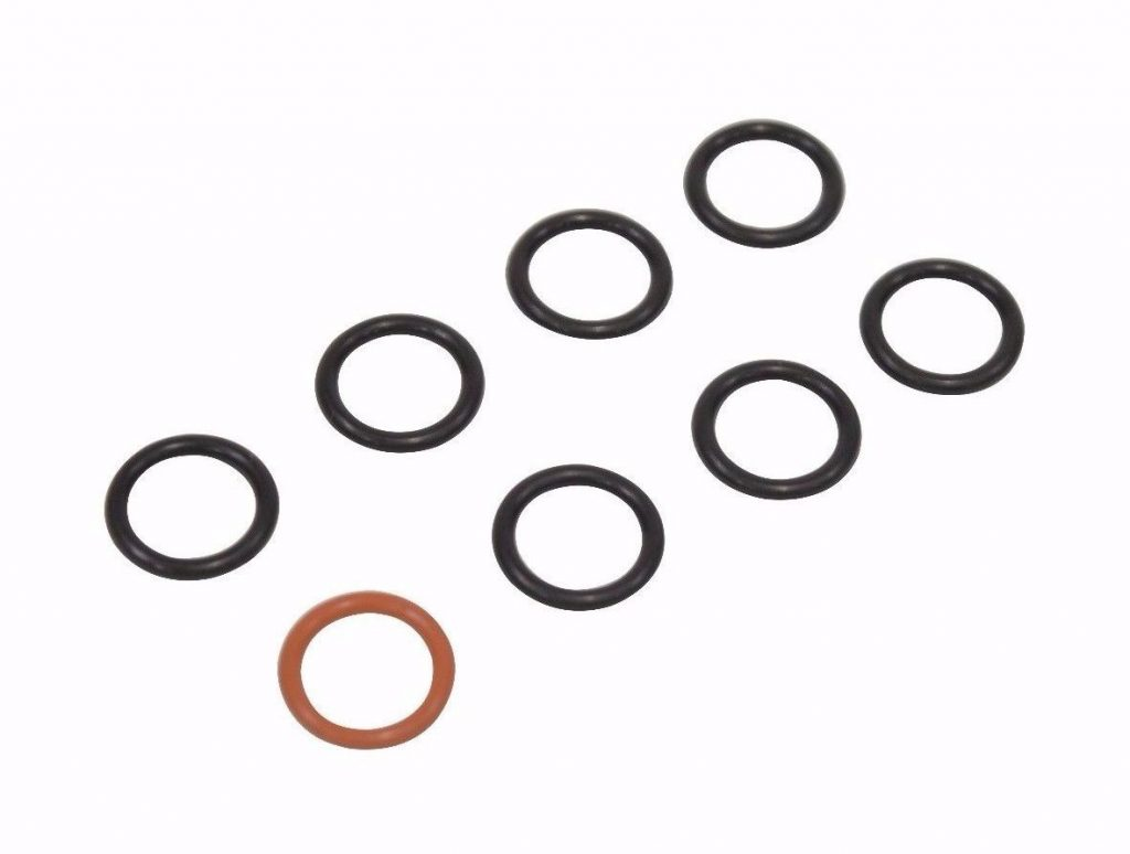 Set of 8 HPX High-Pressure Oil Rail O-Rings for 94-03 7.3L Powerstroke