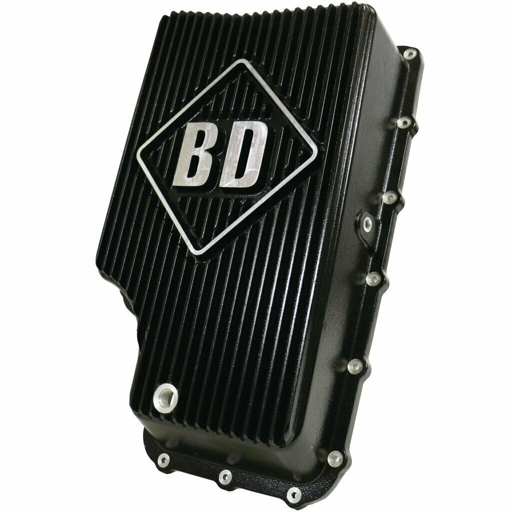 BD Diesel 6R140 Deep Sump Trans Pan for 11-19 6.7L Ford Powerstroke