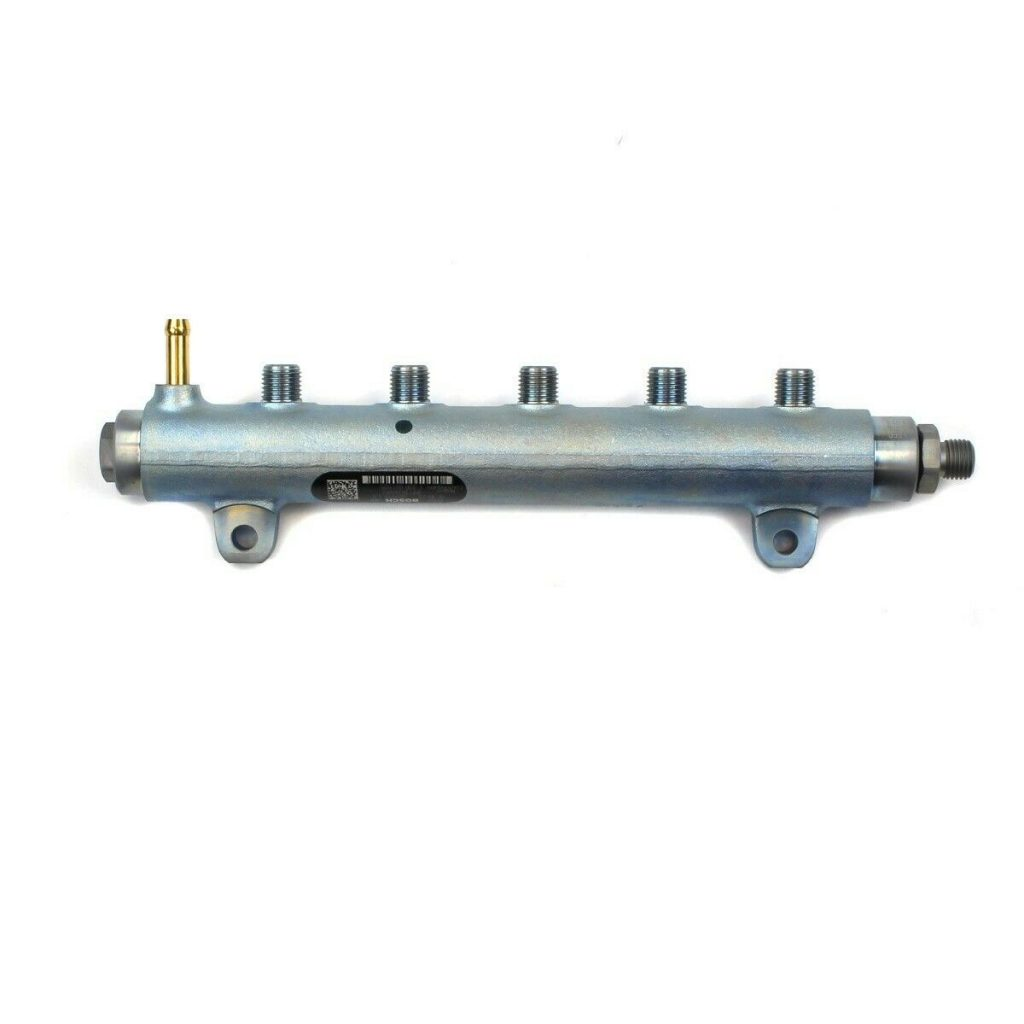 Bosch Right High Pressure Fuel Injection Rail for 04.5-05 LLY Duramax