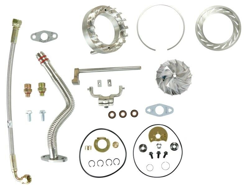 HE351VE Turbo Rebuild Kit Lines VGT Billet For 07.5-12 6.7L Dodge Ram