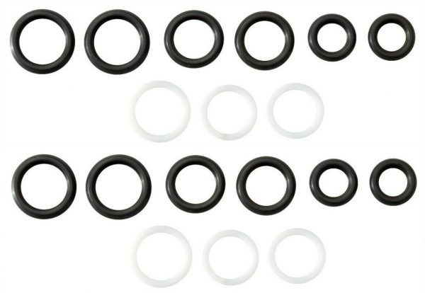 Stand Pipe Seal Kit for 6.0L 04-10 Powerstroke Navistar VT365