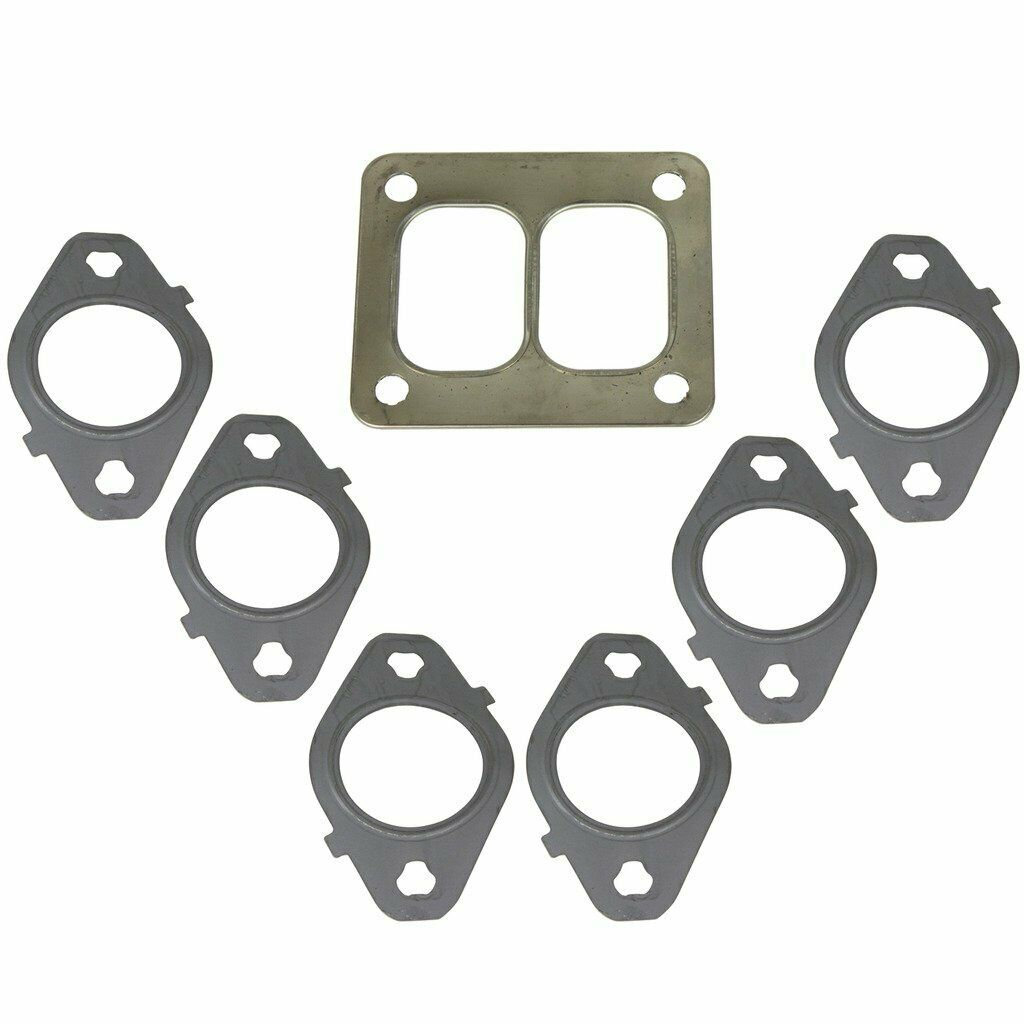 BD Diesel T4 Exhaust Manifold Gasket Set for 98.5-18 5.9L 6.7L Dodge Cummins 24V