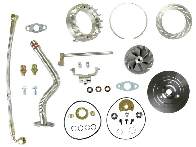 HE351VE Turbo Rebuild Kit Lines Plate VGT Cast For 07.5-12 6.7L Dodge Ram